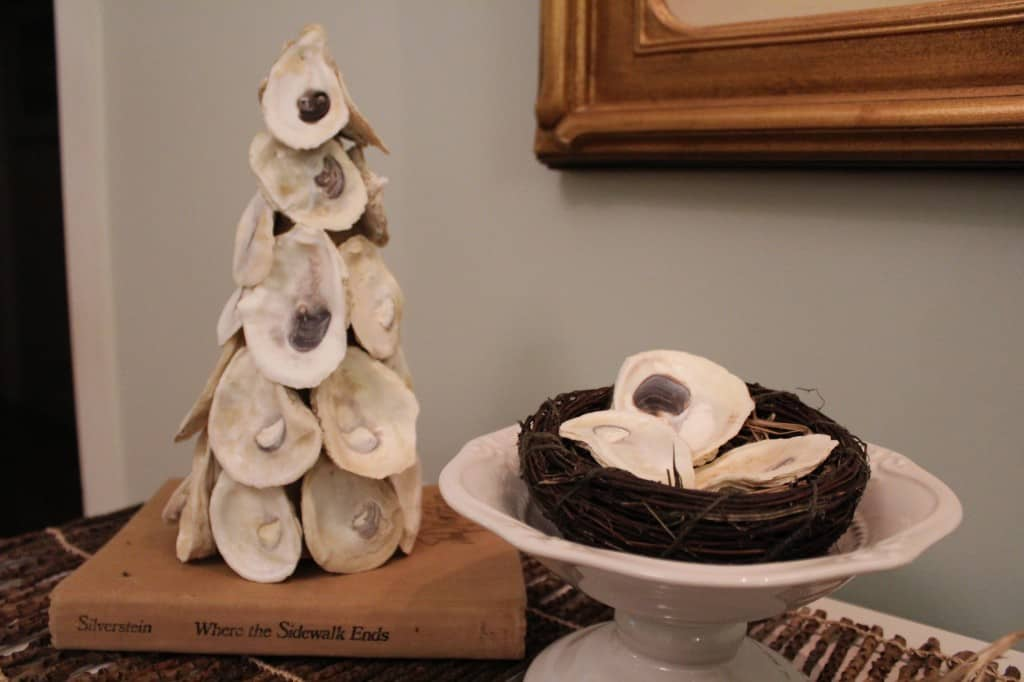 Oyster Shell Tree