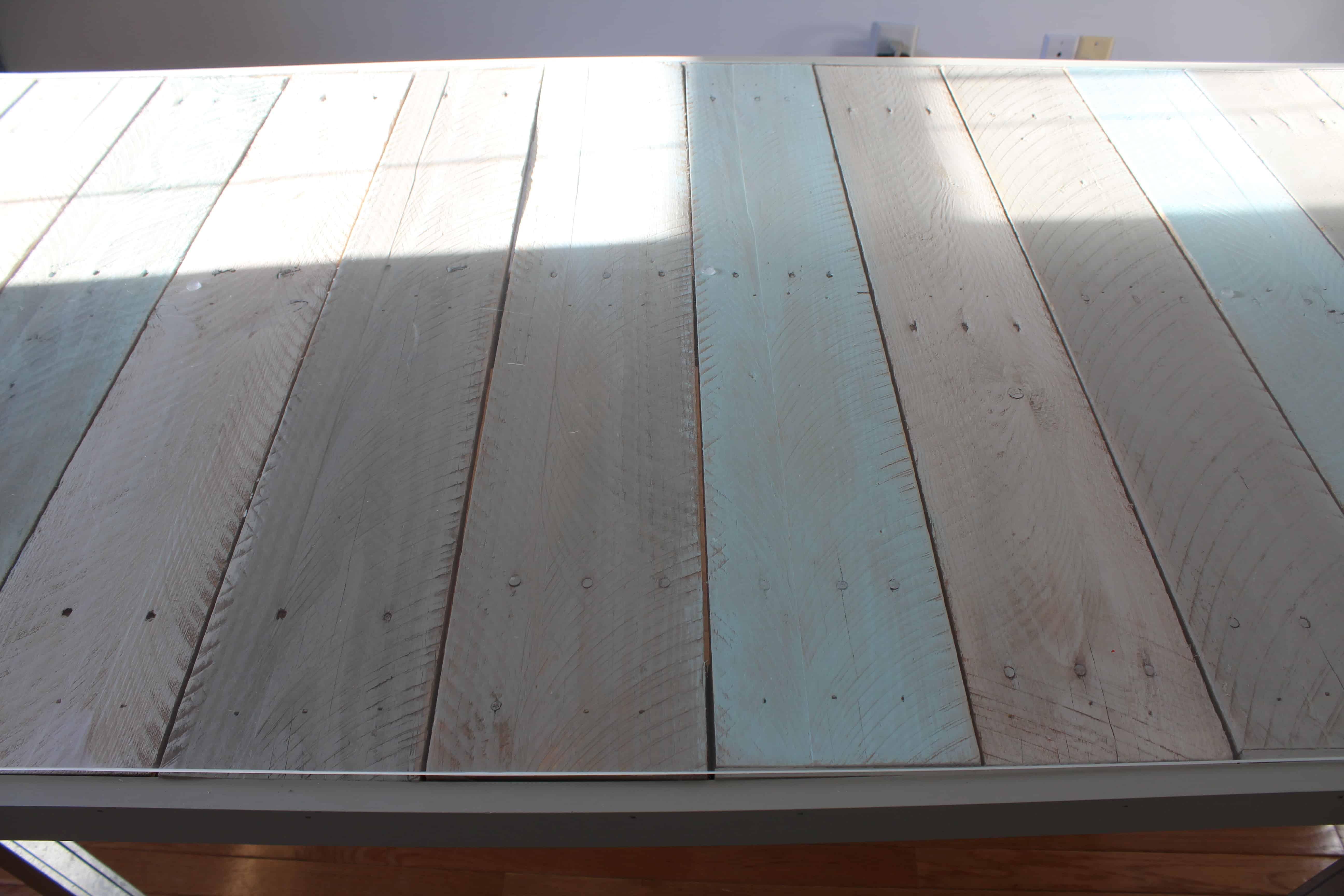 diy simple wood desk