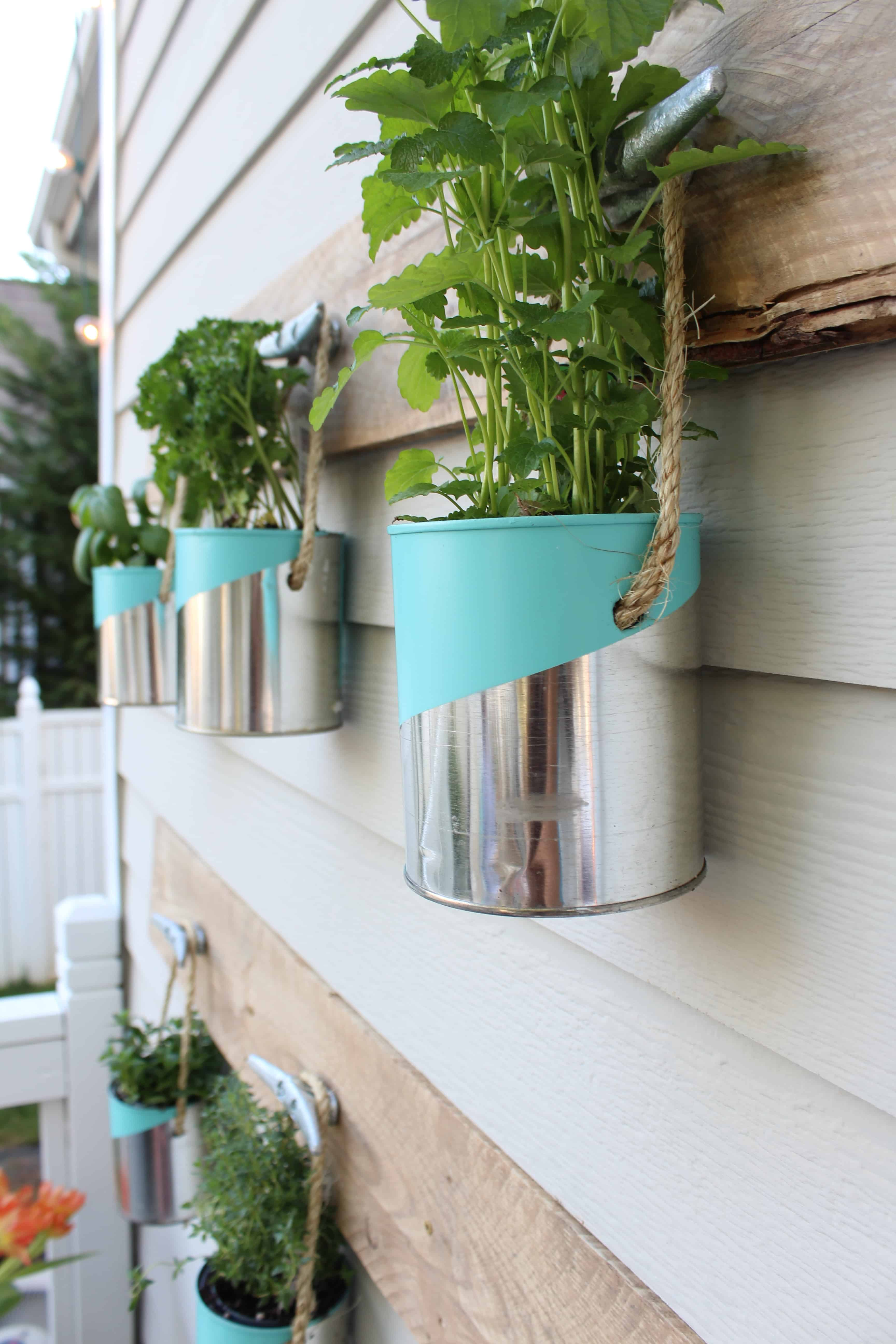 DIY Home Decor Ideas - The 36th AVENUE on Handmade Diy Garden Decor  id=39564