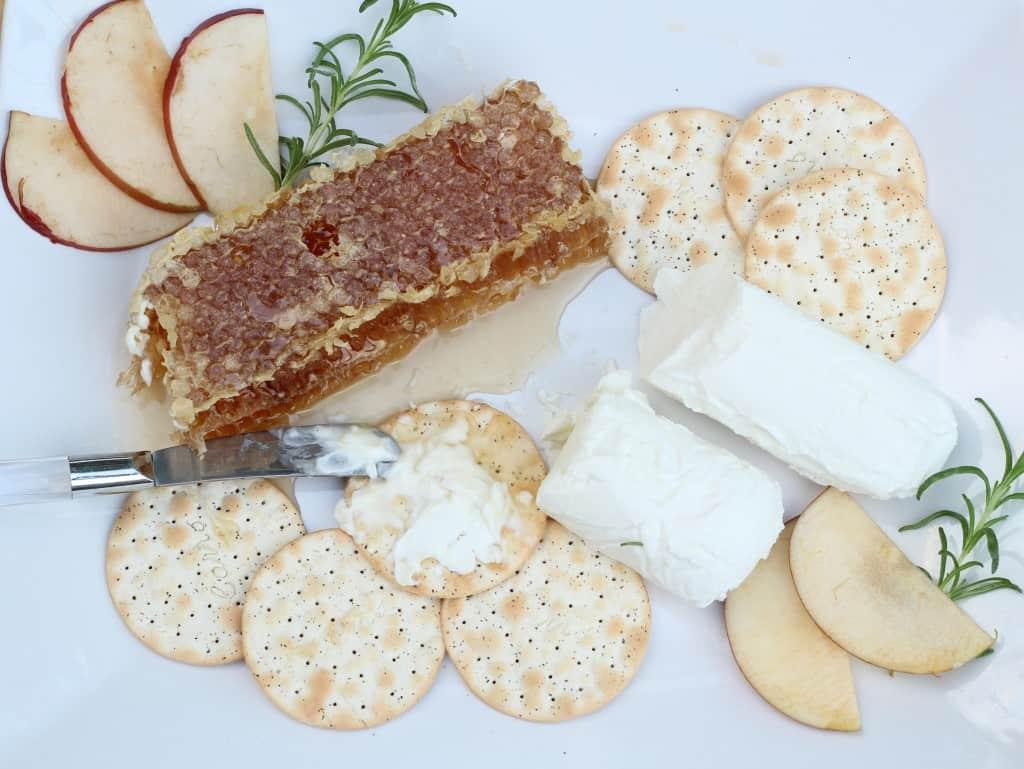 Honeycomb & Goat Cheese App