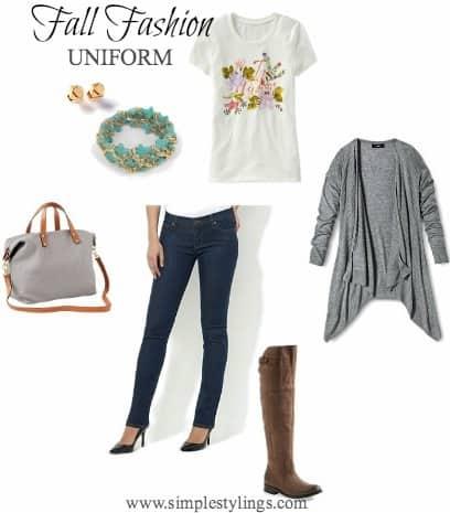 OB-Fall Fashion Uniform