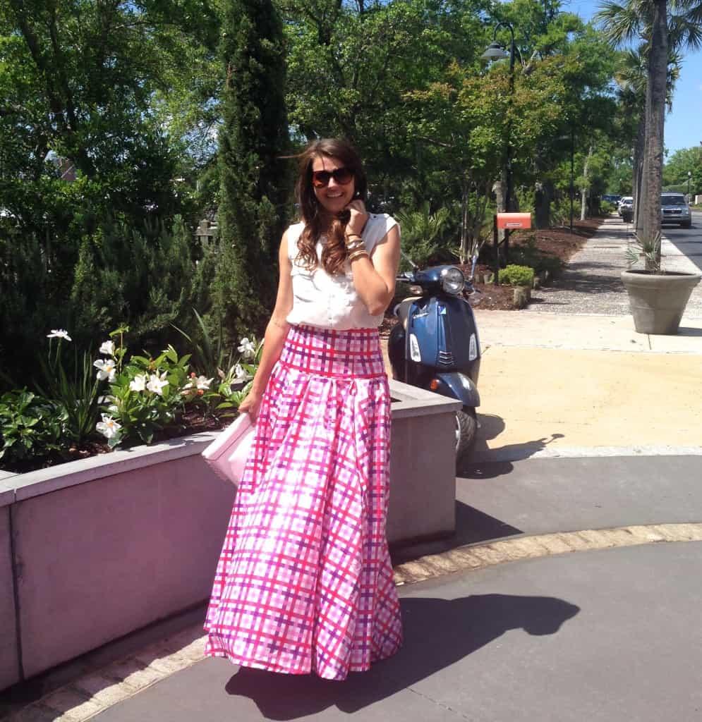 Shabby Apple skirt
