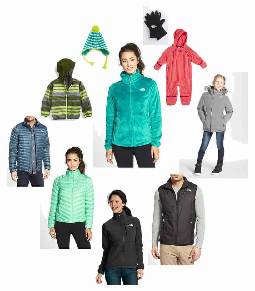 #NSale: North Face for the Family