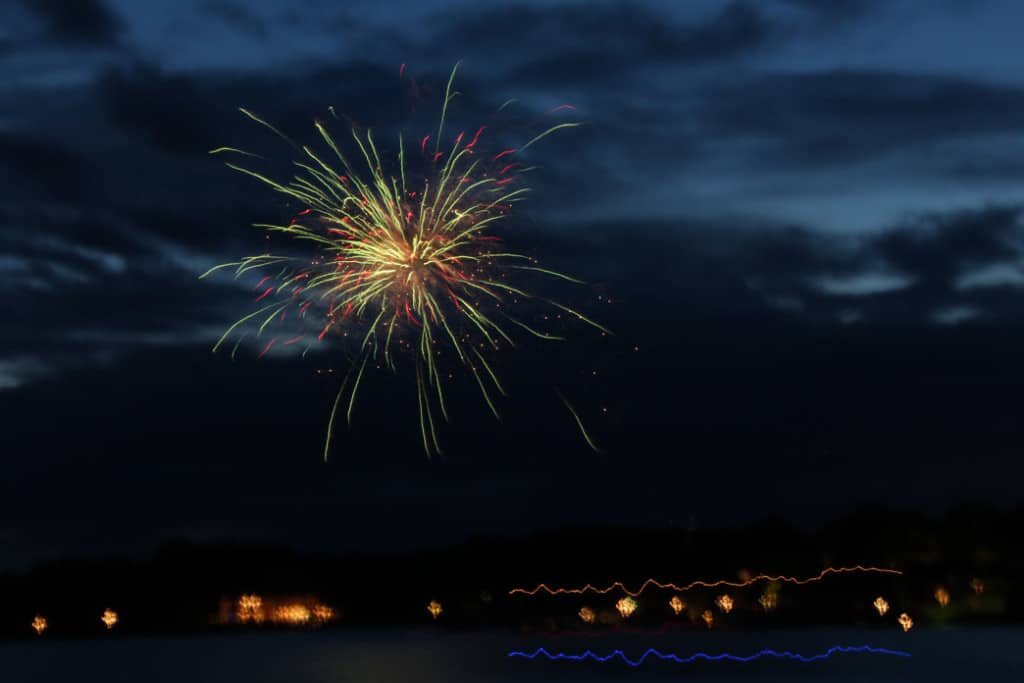 Cool Photos and a 4th of July Recap