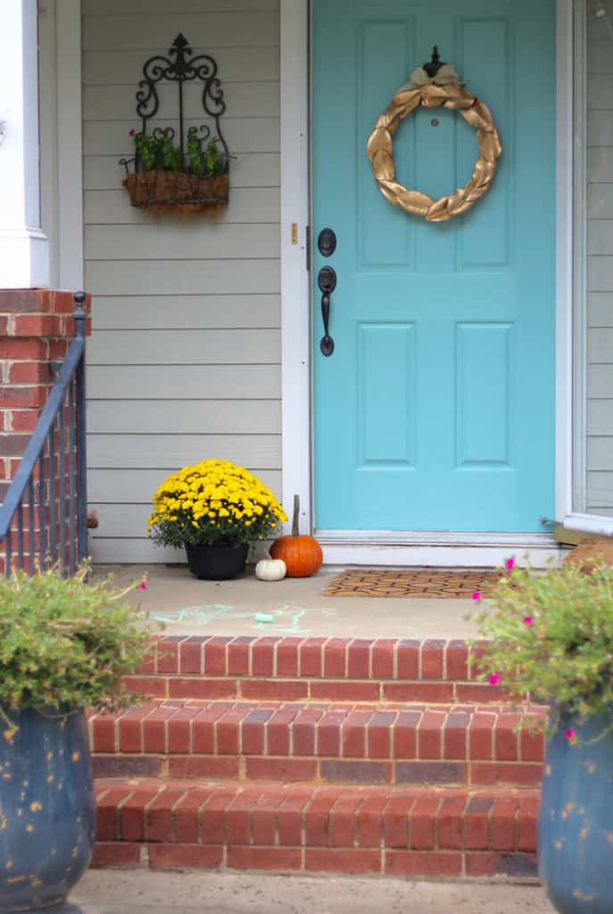 Blogger Stylin' Home Tour: Fall 2015 Part 2 ~ www.simplestylings.com
