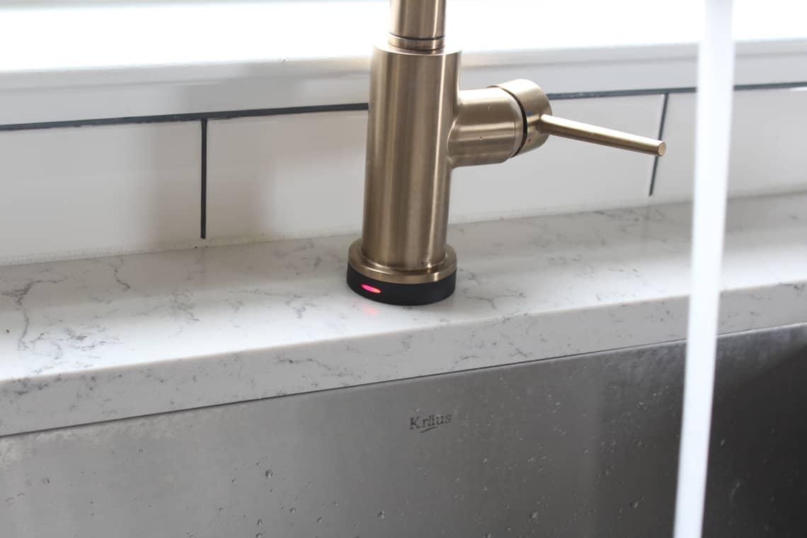 Kitchen Renovation: Delta Touch20 Faucet