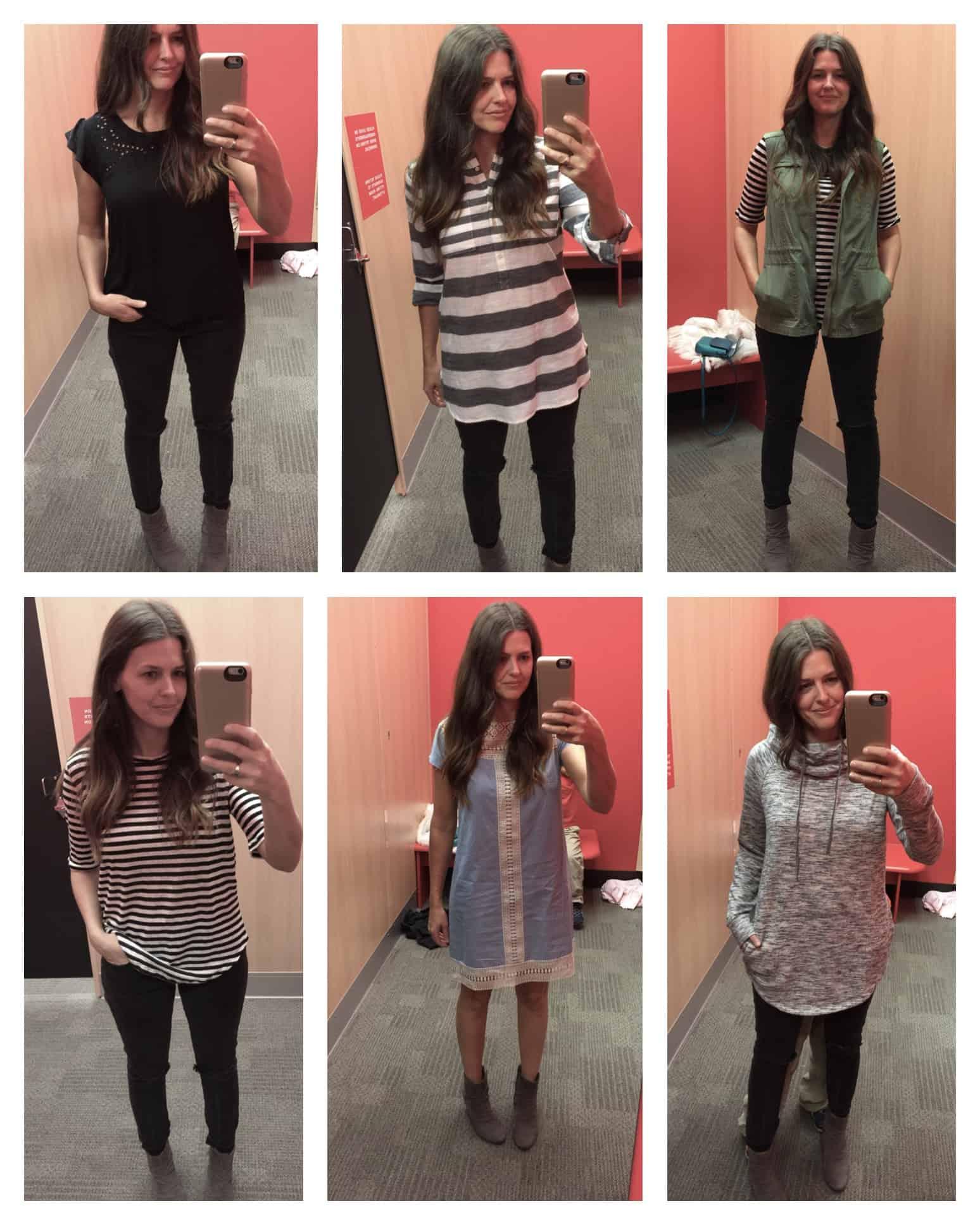 Building a Capsule Wardrobe: shopping