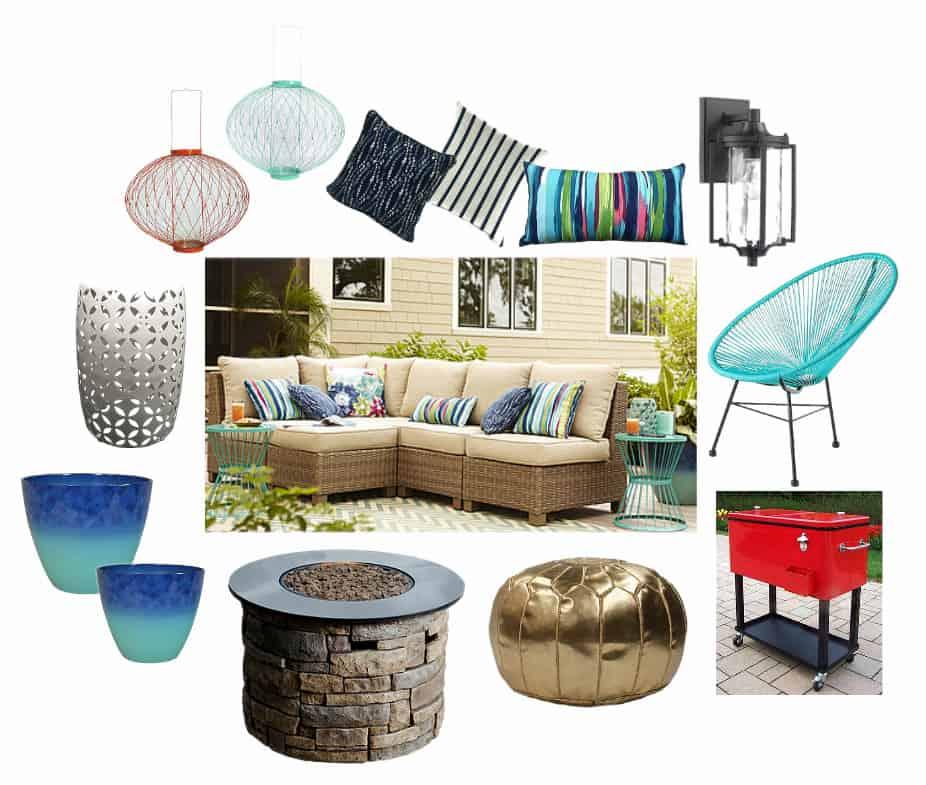 Backyard makeover design plan