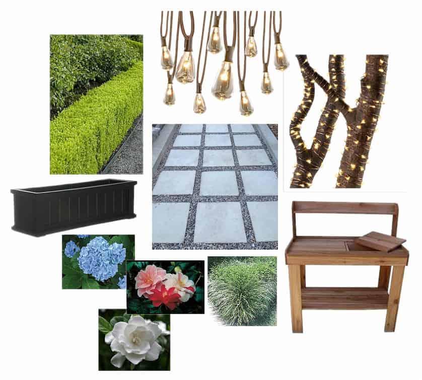 patio makeover design plan