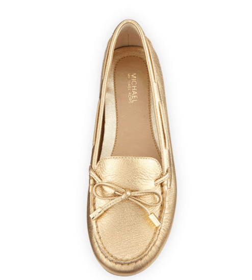 Favorite Things Friday Vol. 9 Gold Loafers