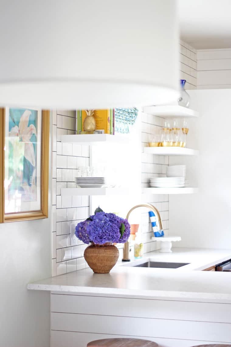 BSHT: Southern Summer Home Tour White Kitchen