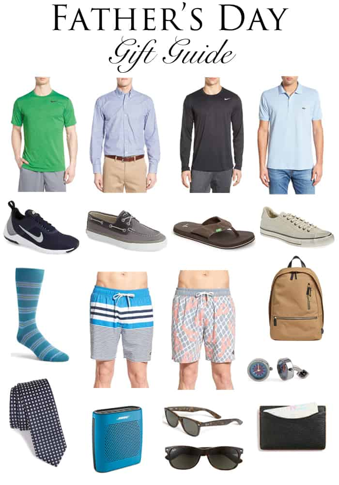 Favorite Things Friday Vol. 11: Nordstrom Father's Day Gift Guide