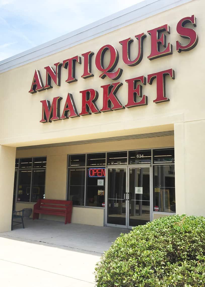 Roadtrip Reality: 24 Hours in Mt. Pleasant, SC Antiques Market