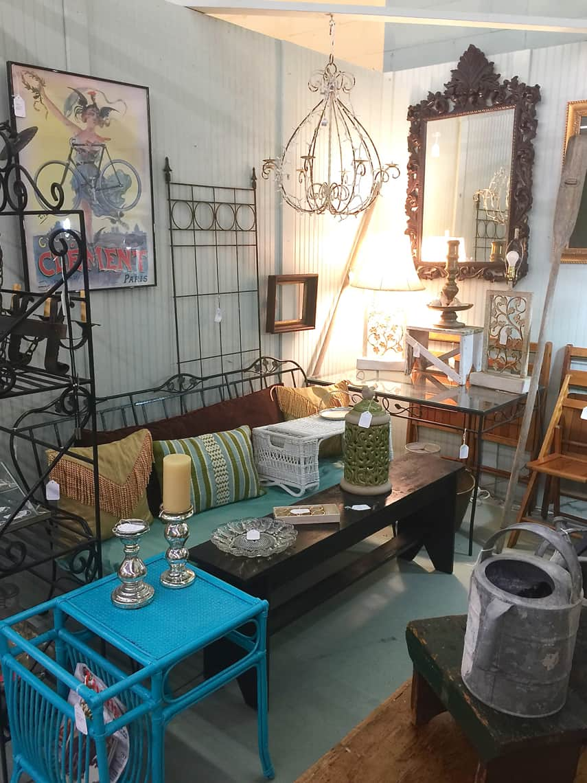 Roadtrip Reality: 24 Hours in Mt. Pleasant, SC Antiques Mall
