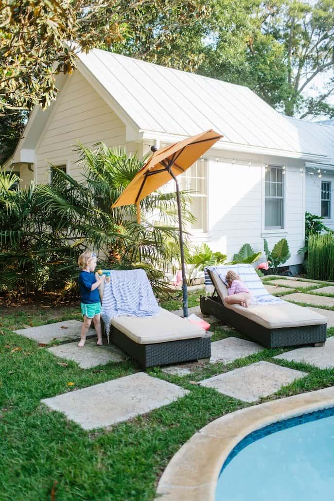 HOM: Charming Charleston Home of Look Linger Love Pool