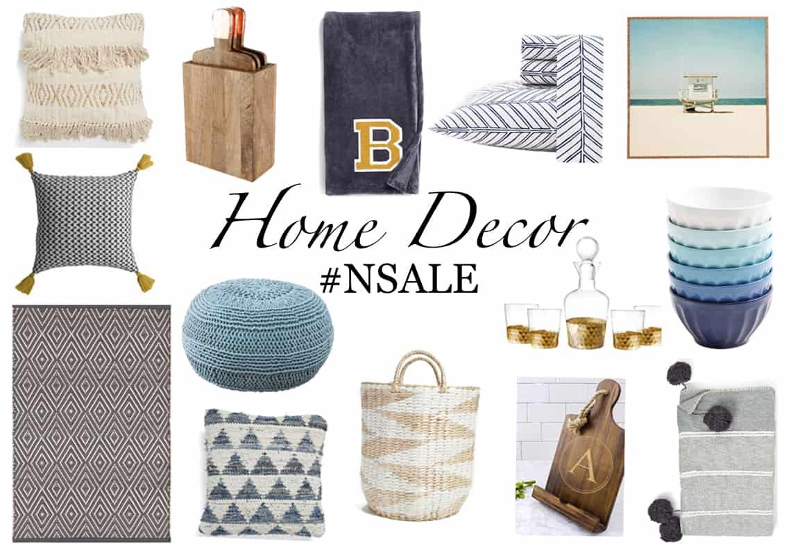 Nordstrom Anniversary Sale: Home Decor Guide