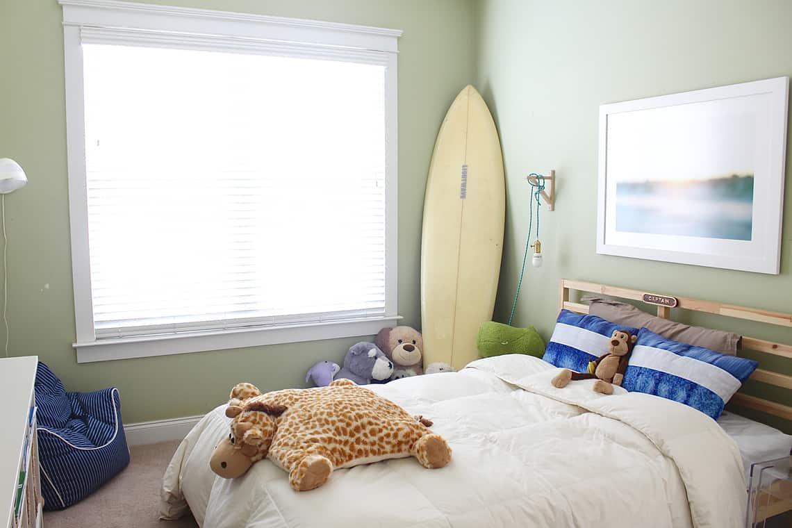 My Son's New Closet Organizing System Big Boy Room