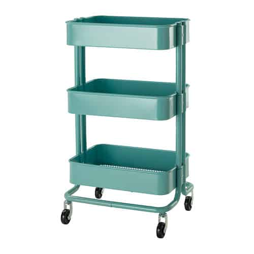 Back To School Style Guide 2016: Stylish Accessories rolling cart