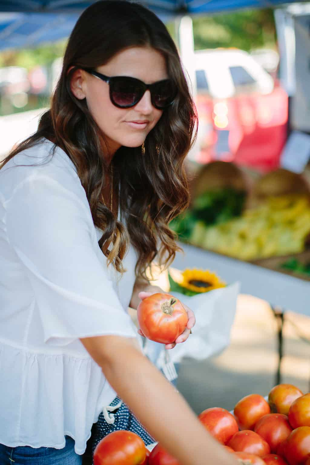 Family-Day-at-the-Davidson-Farmer's-Market-produce