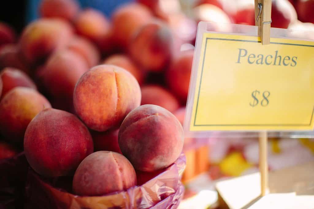 Family-Day-at-the-Davidson-Farmer's-Market-peaches