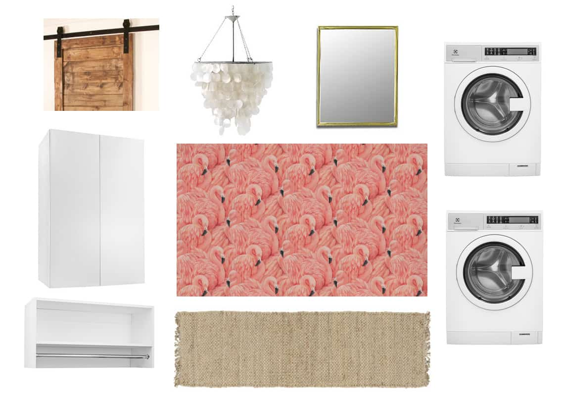 One Room Challenge Week 5: Laundry Room Details & Delays