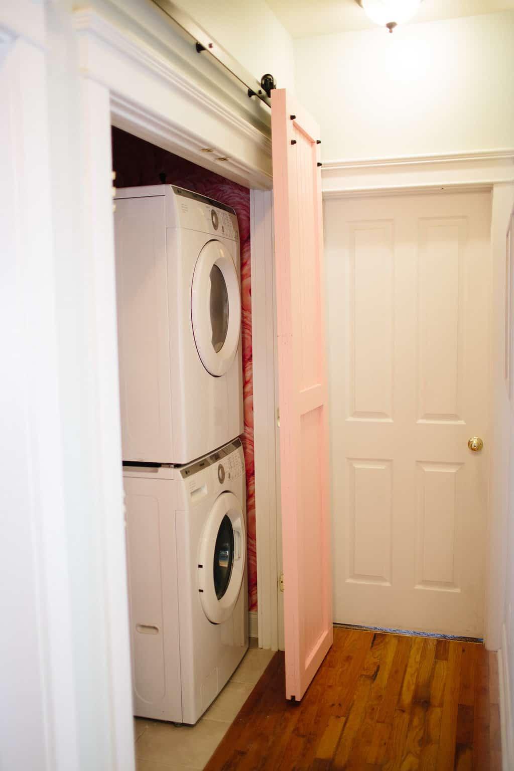 One Room Challenge Week 6: Laundry Room Reveal