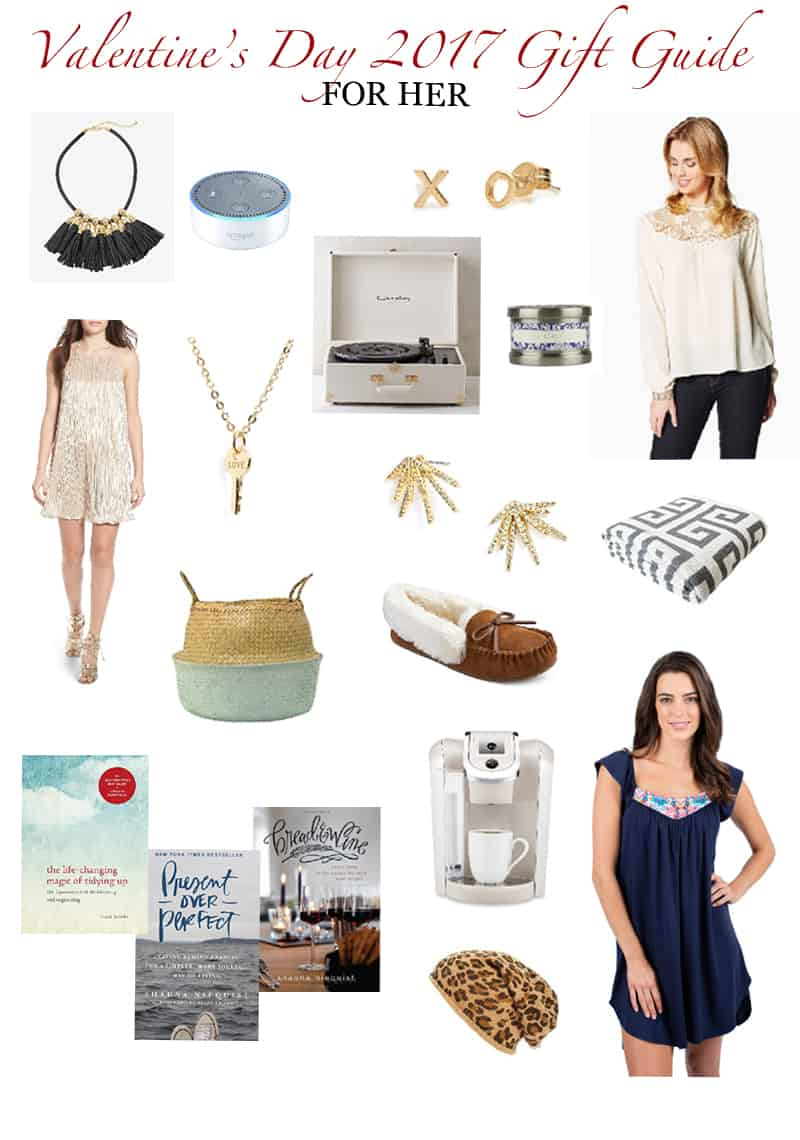 2017 Valentine's Day Gift Guide (For Her Of Course!)-pinterest