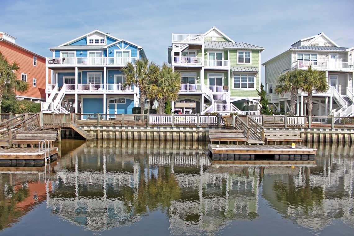 Home of the Month: A Serene Ocean Isle Beach Home