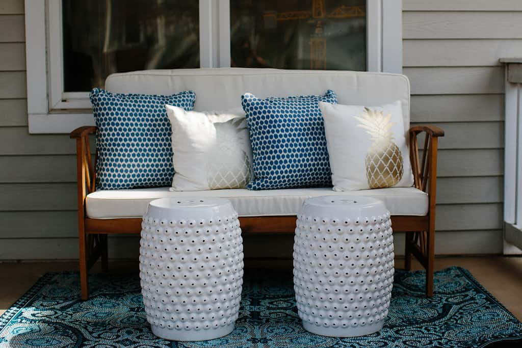 Simple Stylings 2017 Spring Home Tour wayfair