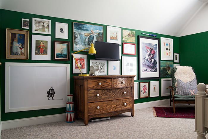 A Color Story: Kelly Green makerista