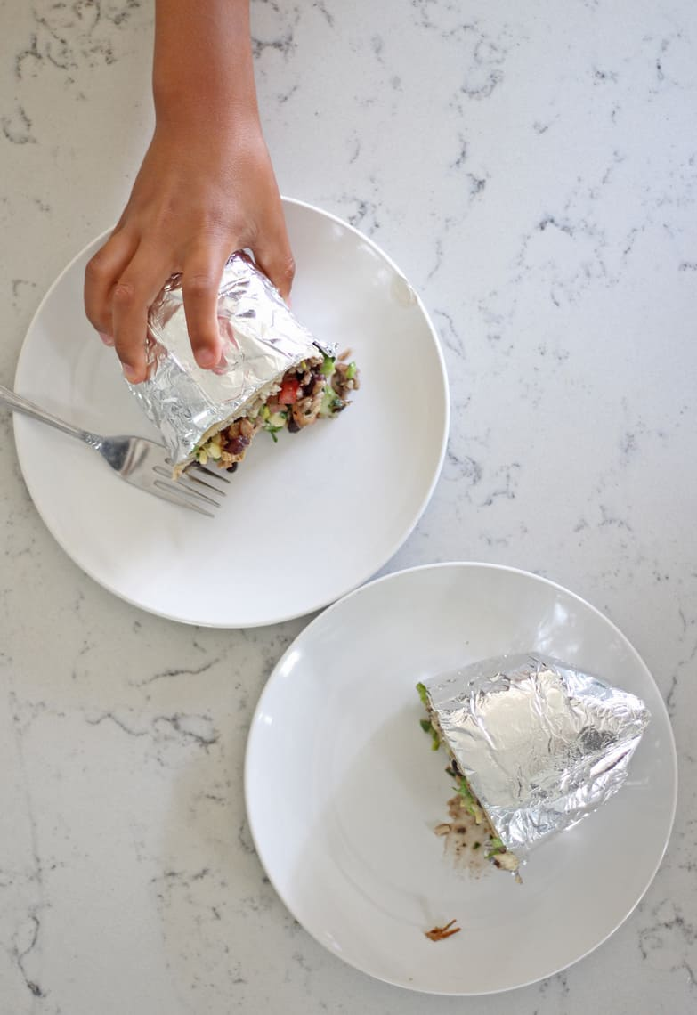 Our (Real Life) Summer Home Tour burrito