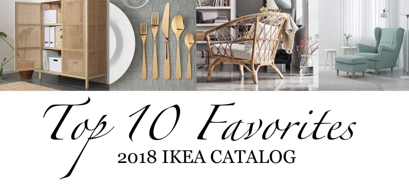 top 10 favorites from the 2018 ikea catalog. Black Bedroom Furniture Sets. Home Design Ideas