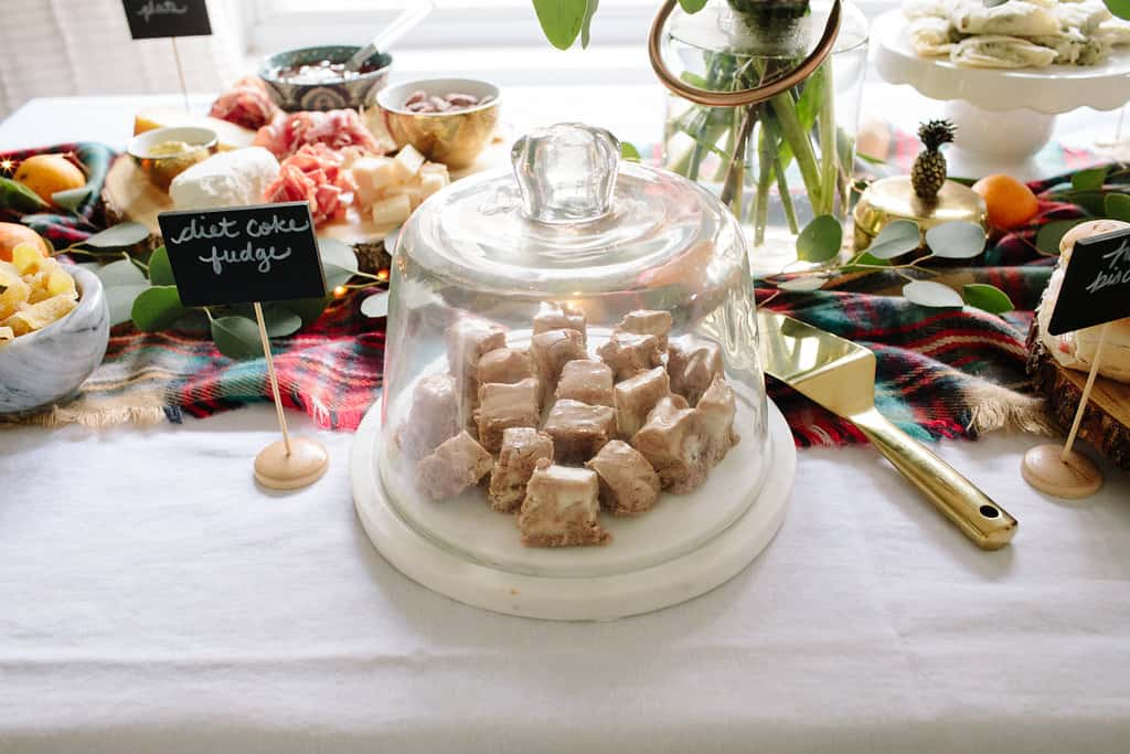 A Delicious Diet Coke Fudge Recipe With A Hint Of Lime