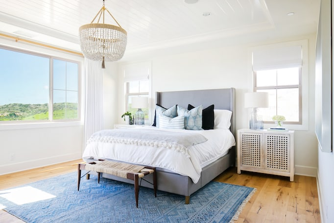 My Dream Master Bedroom Design Board