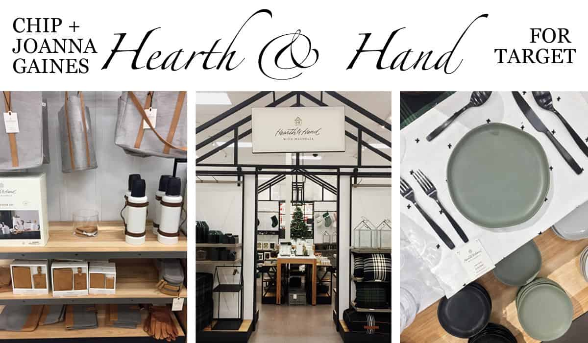 Chip + Joanna's Hearth & Hand for Target: My Gifting Favorites