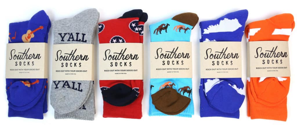 Oct/Nov Favorites + What's New Around The House southern socks