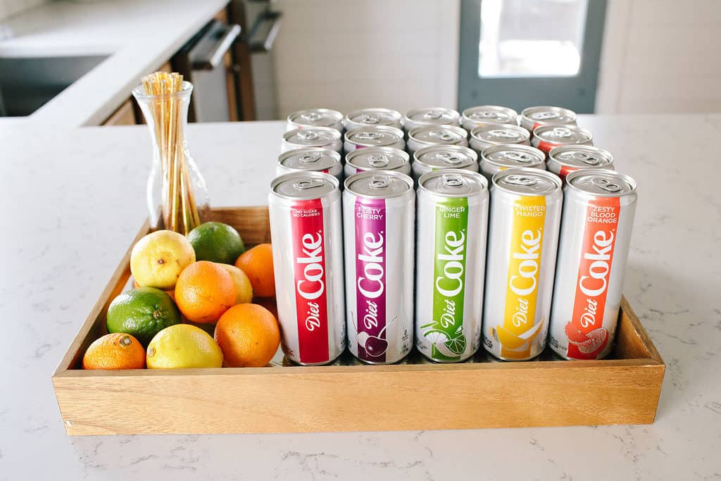 Introducing The Bold New Flavors of Diet Coke