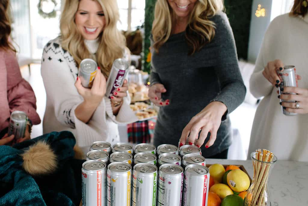 Introducing The Bold New Flavors of Diet Coke choices
