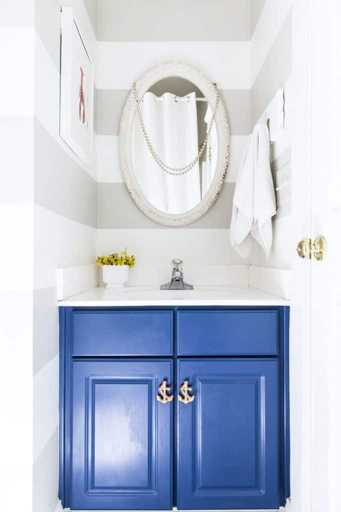 Our 2018 Home Punch List bathroom
