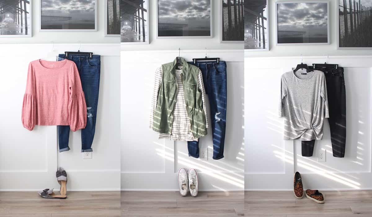 My Complete Capsule Wardrobe: Fall + Winter
