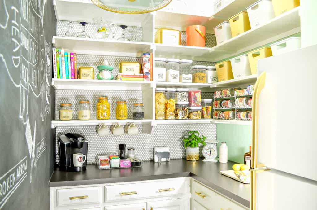 HOM: The Unique Home of Melissa from Polished Habitat pantry