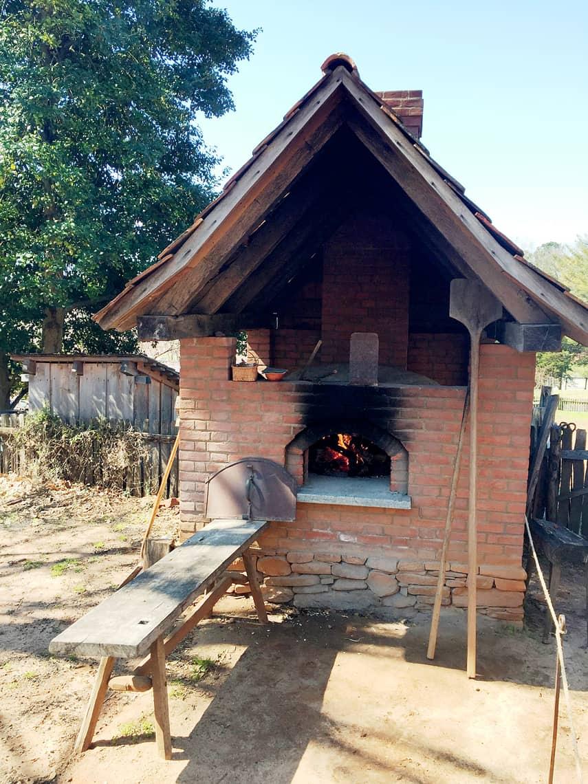 Roadtrip Reality: A Day Trip To Old Salem, NC fire