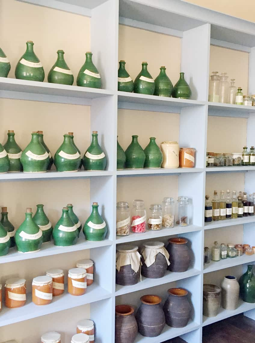 Roadtrip Reality: A Day Trip To Old Salem, NC apothecary