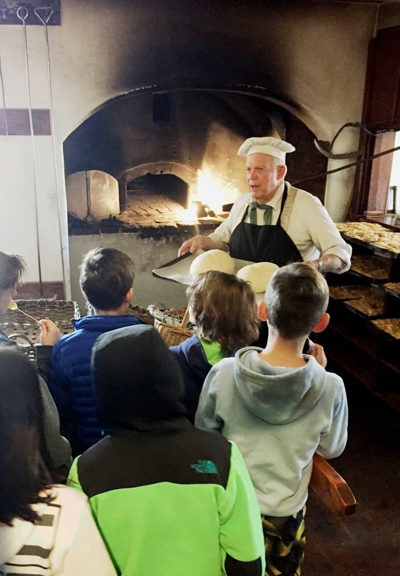 Roadtrip Reality: A Day Trip To Old Salem, NC baker