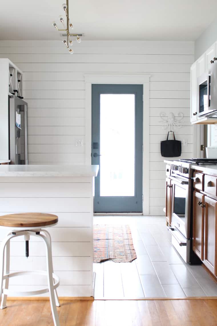 Spring 2018: A Wannabe Minimalist Home Tour kitchen