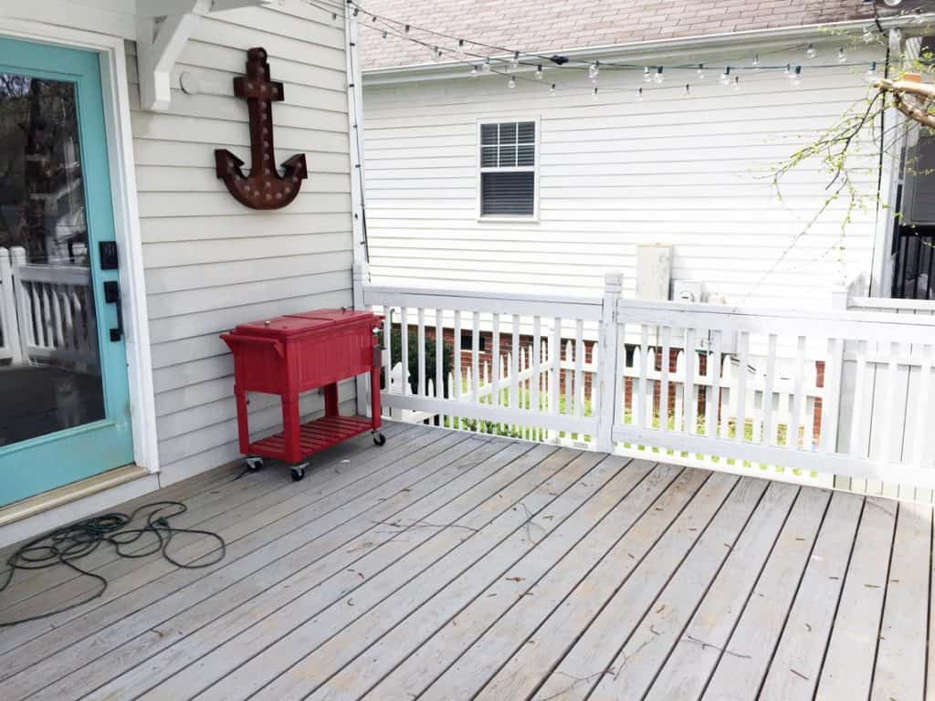 The Plan For Our Spring Deck Refresh current