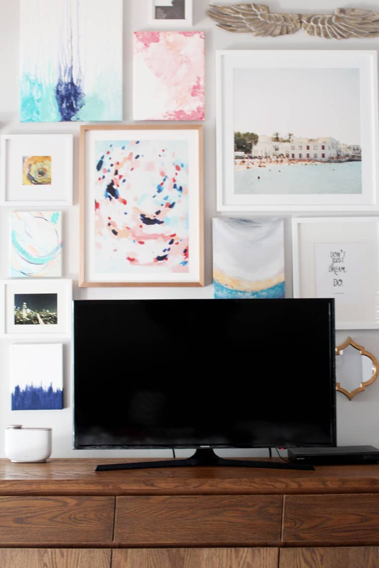 5 Tips For A Simple, Happy Home (& keeping your mom brain sane!) bedroom