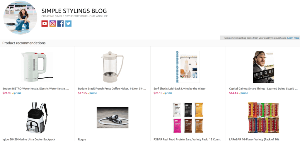 May Favorite Things + What's New Around The House amazon store