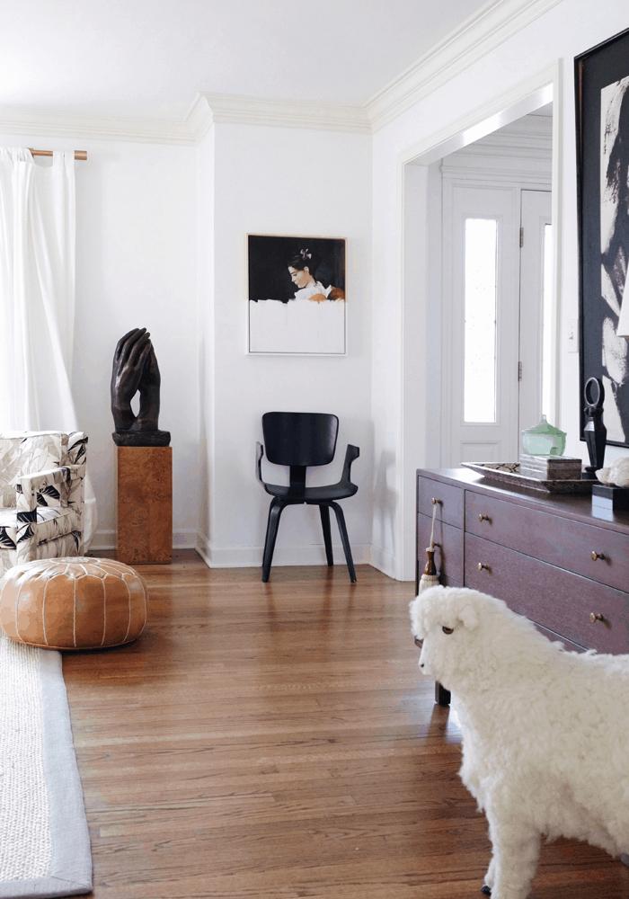HOM: House of Hipsters Magazine-Worthy Boho Home living