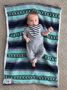 June Favorite Things + What's New Around The House 2 baby blanket
